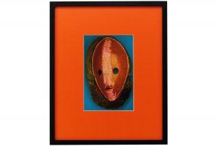 Aurélien Mole, Brute - Orange Rouge